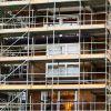 Monter rusztowań montażowo-budowlanych metalowych